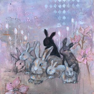 Kaninliv rosa 3